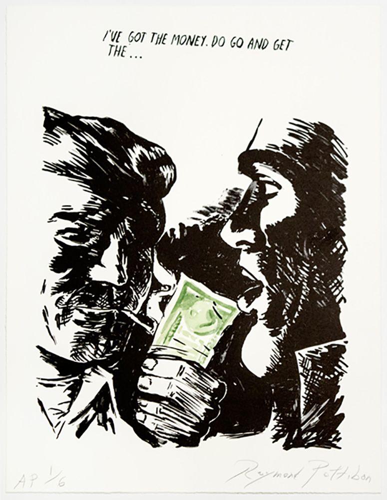 Untitled (I've Got the Money...), 2018