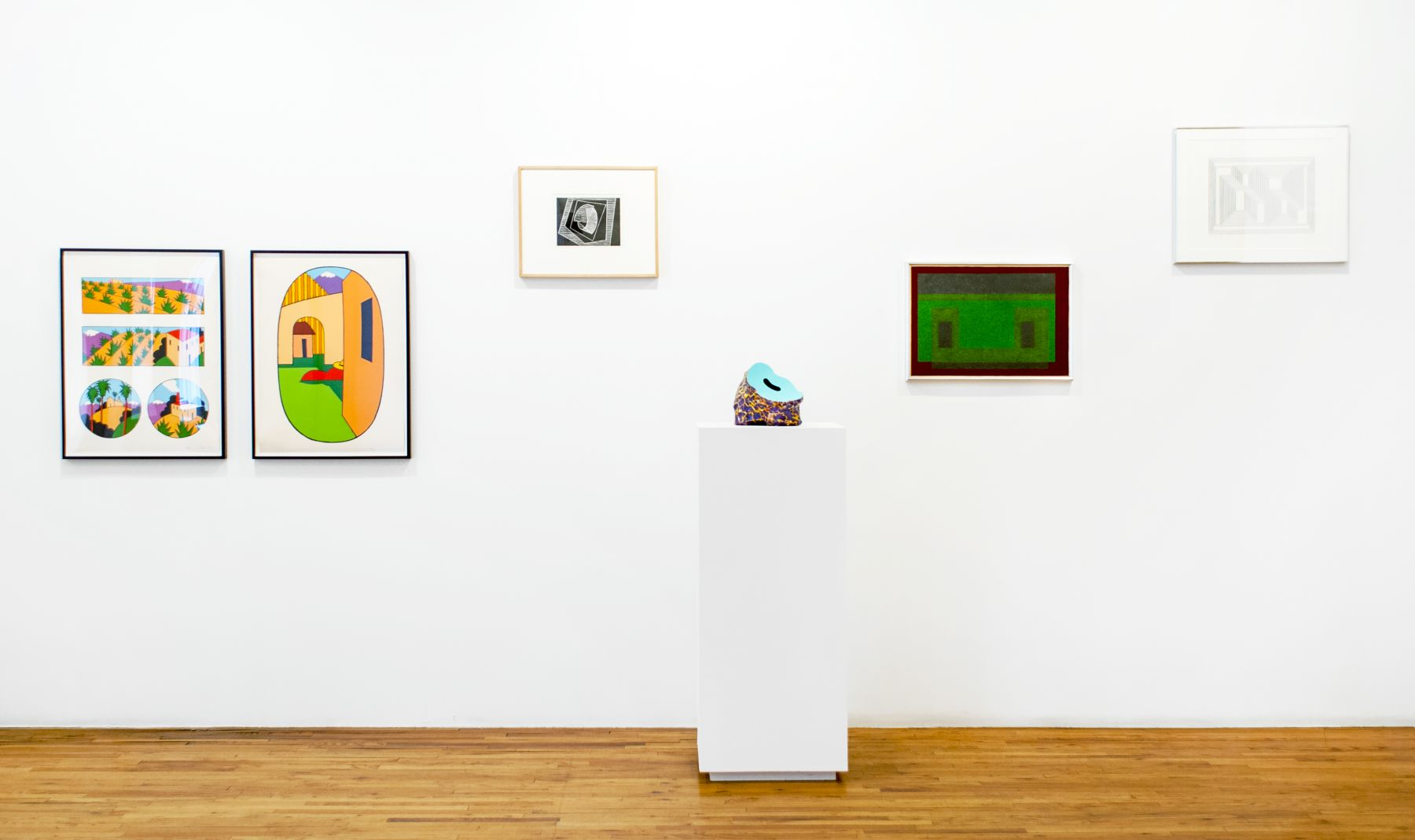 Ongoing Group Exhibition