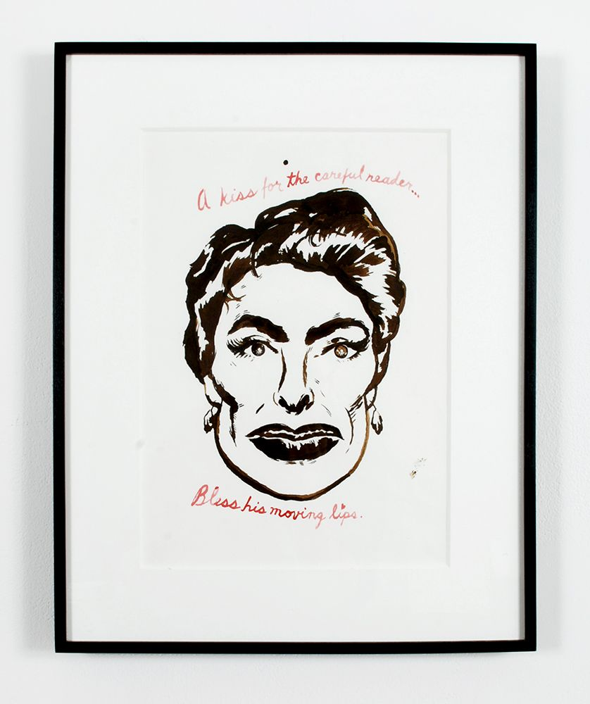 Untitled (A Kiss For...), 1994