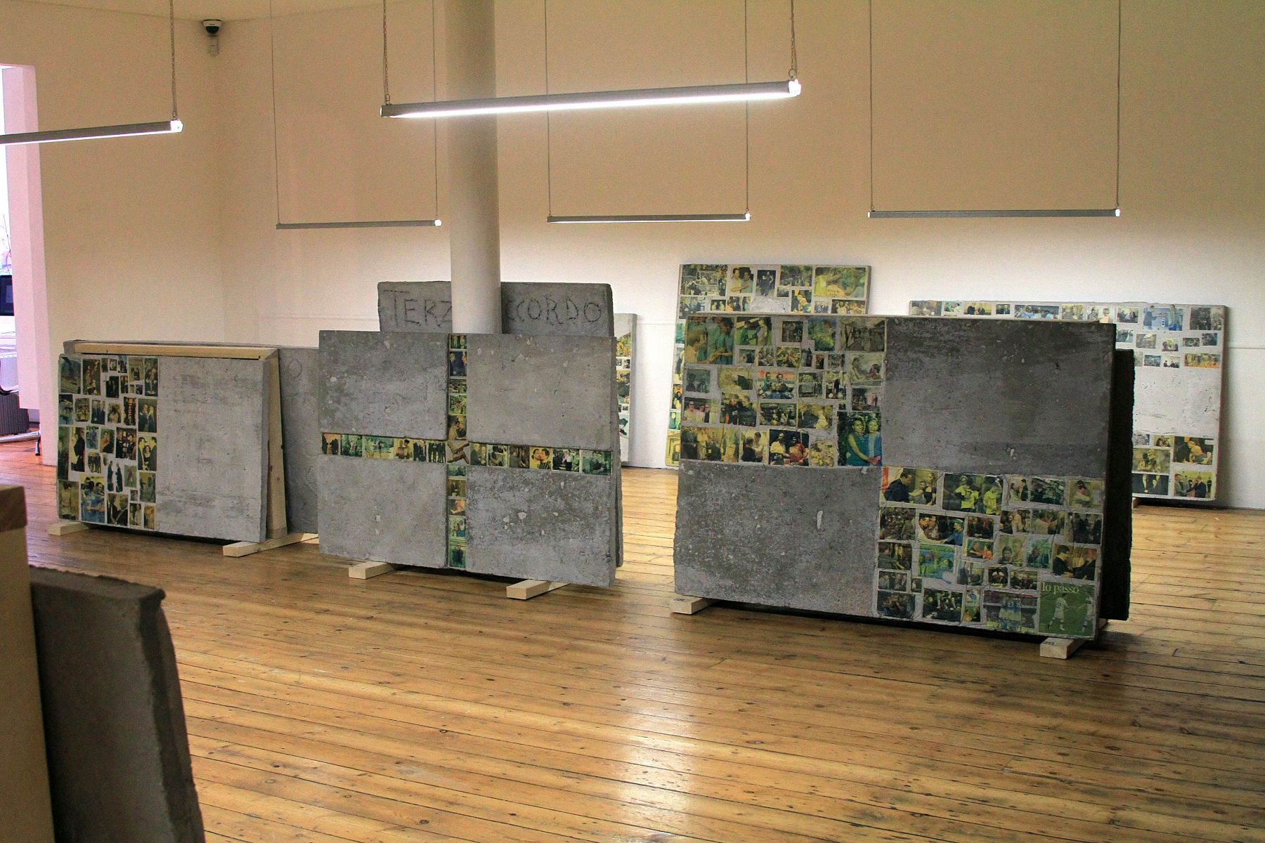 the agreement exhibition view at sprovieri, london
