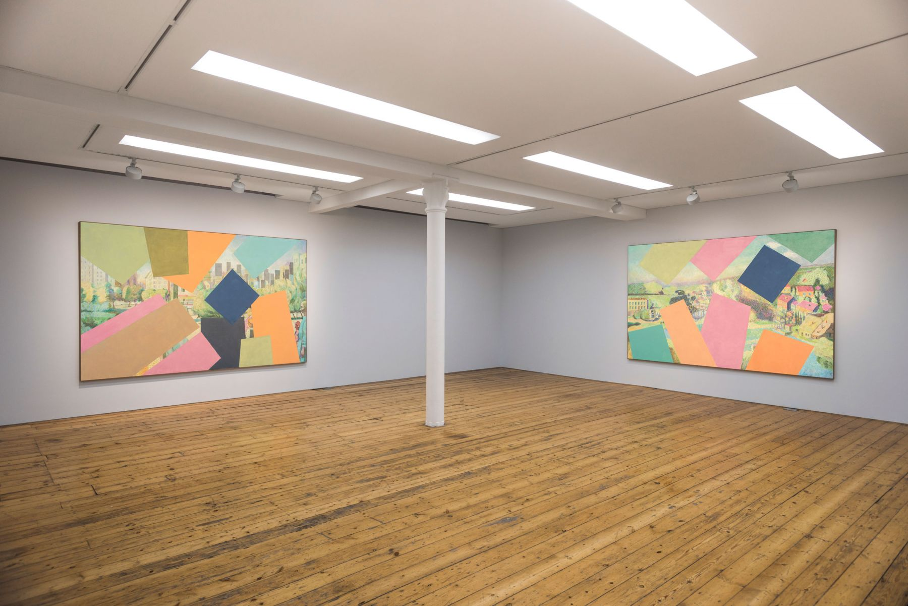 installation view sprovieri, london 2017