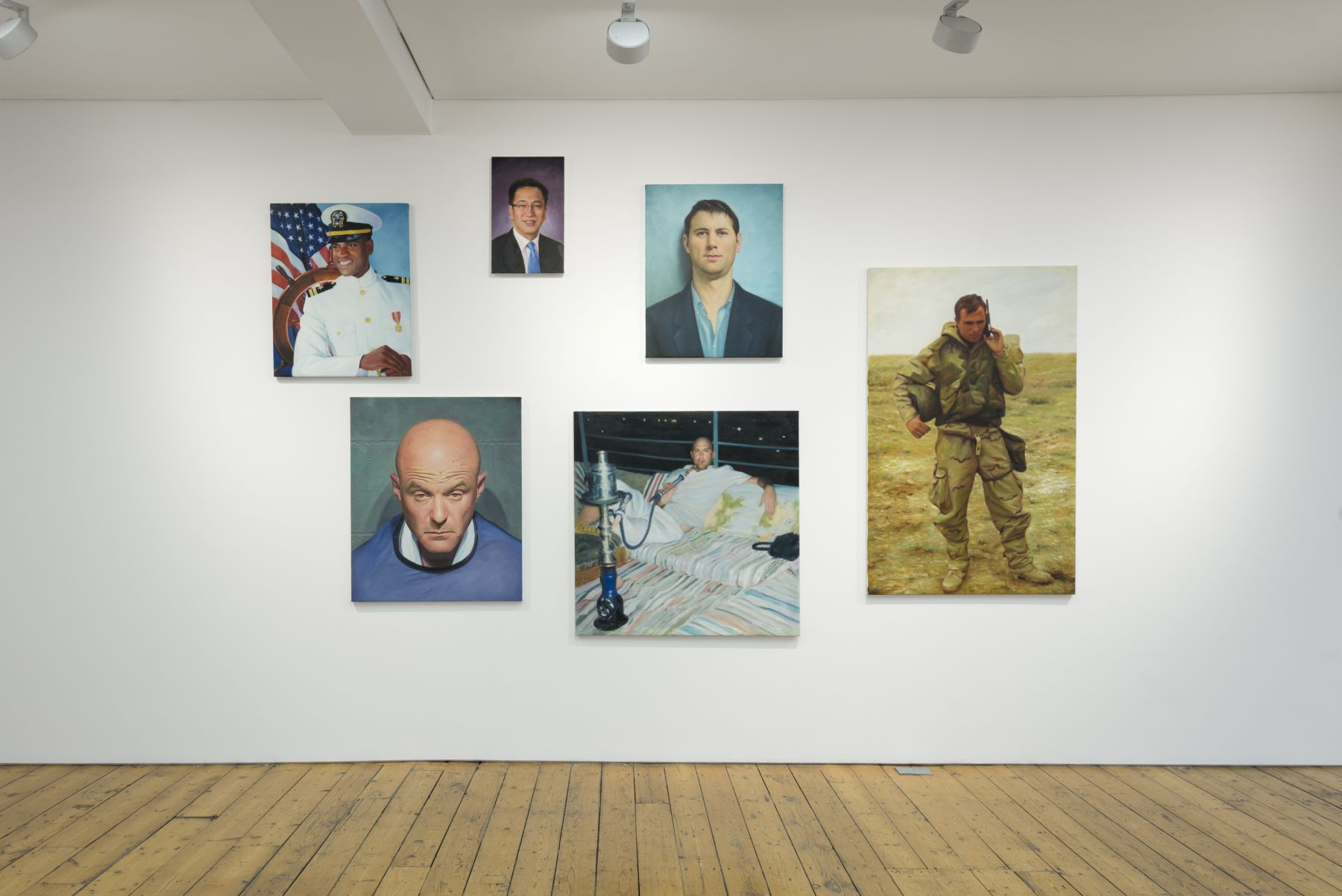 Installation view Sprovieri, london 2019