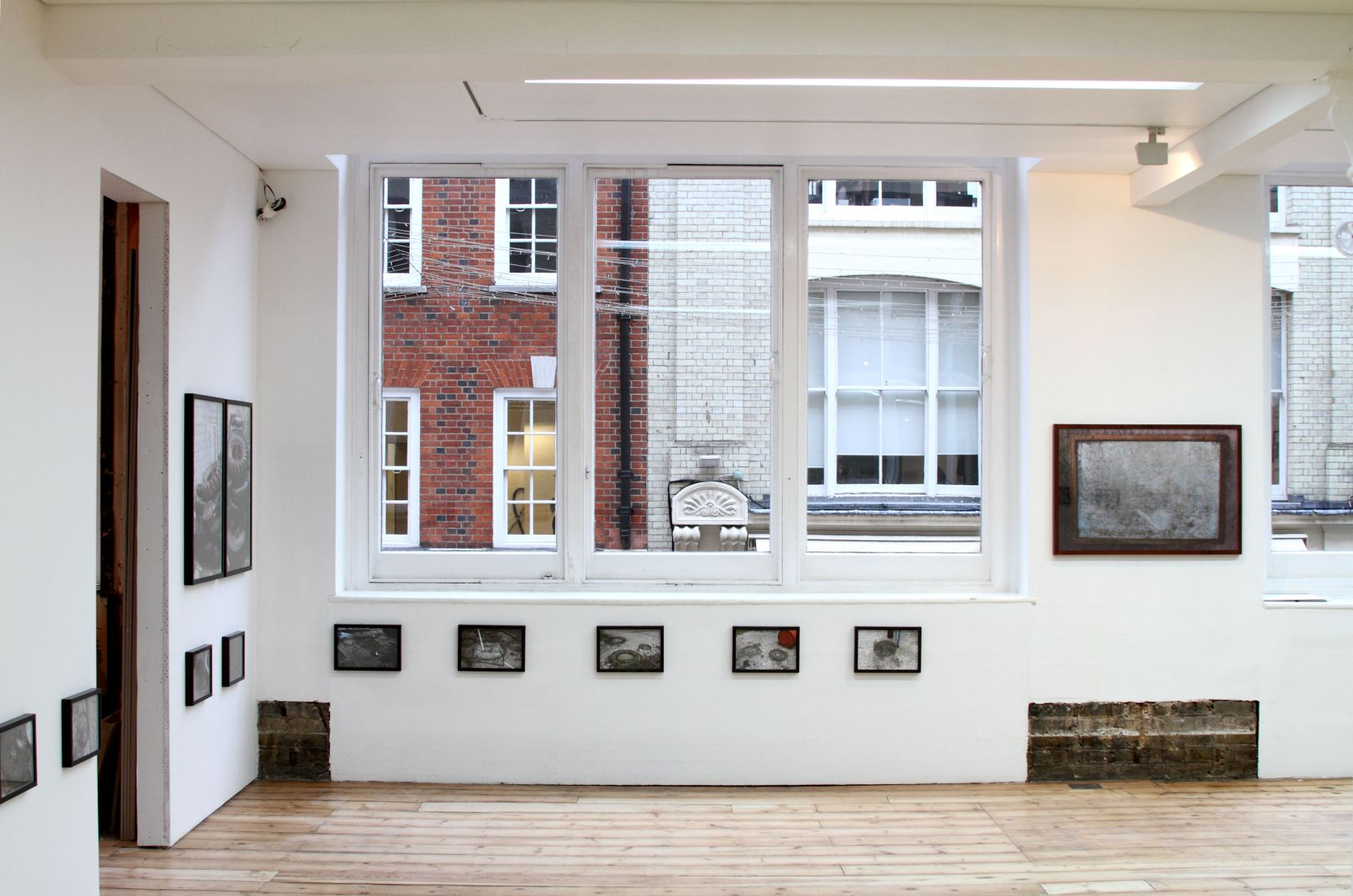 Provisional Heritage exhibition view, 2011