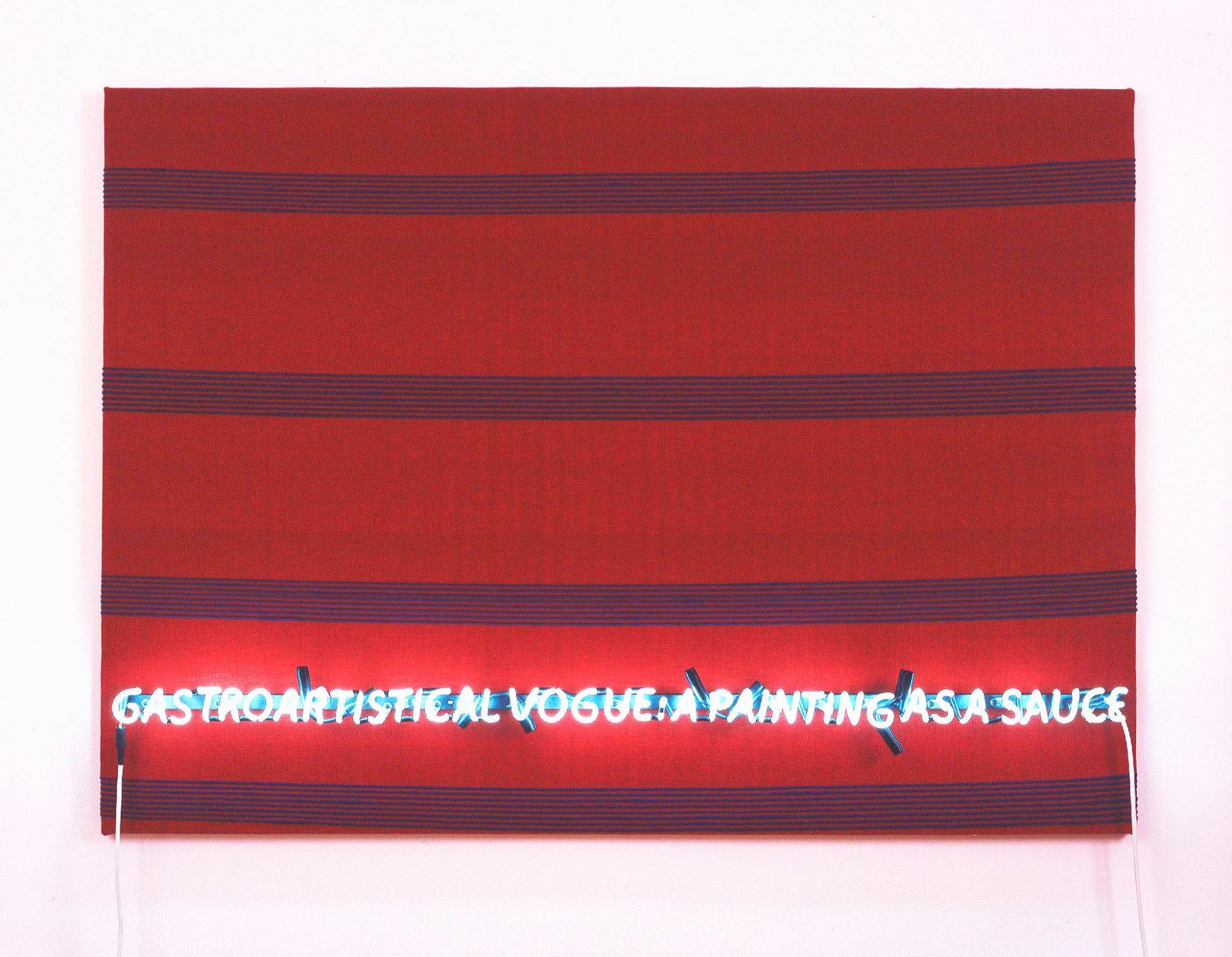 Gastroartsitical vogue: a painting as a souce