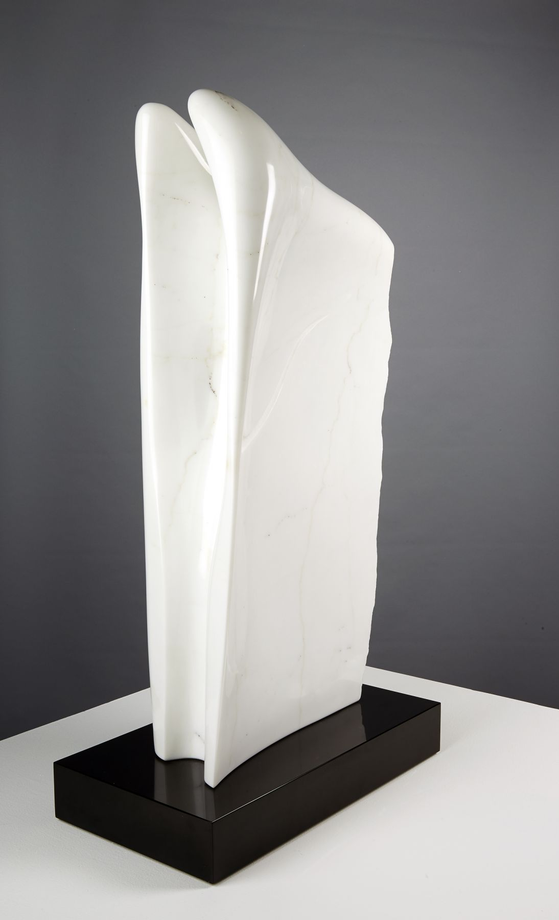 Charlie Kaplan, Intertwined, 2012, side view