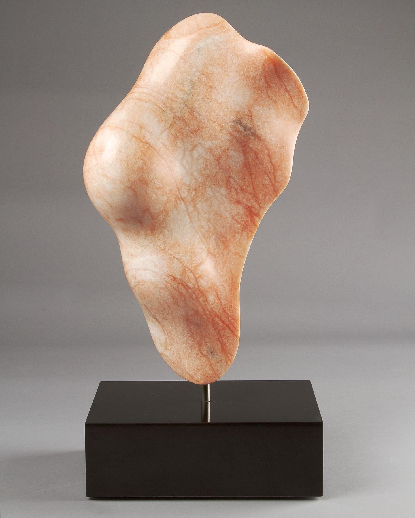 Charlie Kaplan, Embryo, 1993, front view