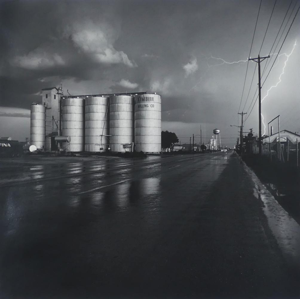 Grain Elevators by Frank Gohlke