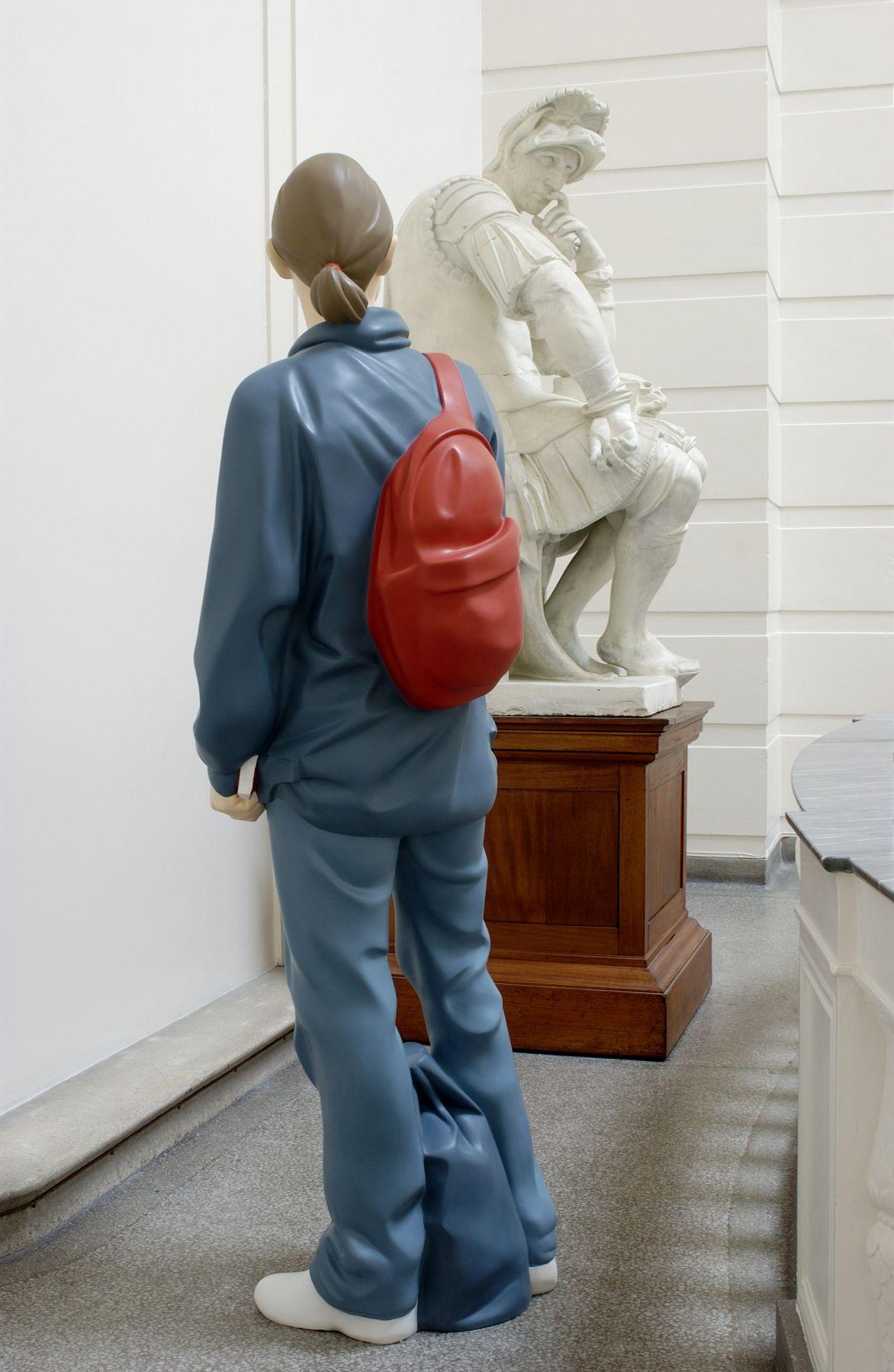 Kenny Hunter The Return sculpture