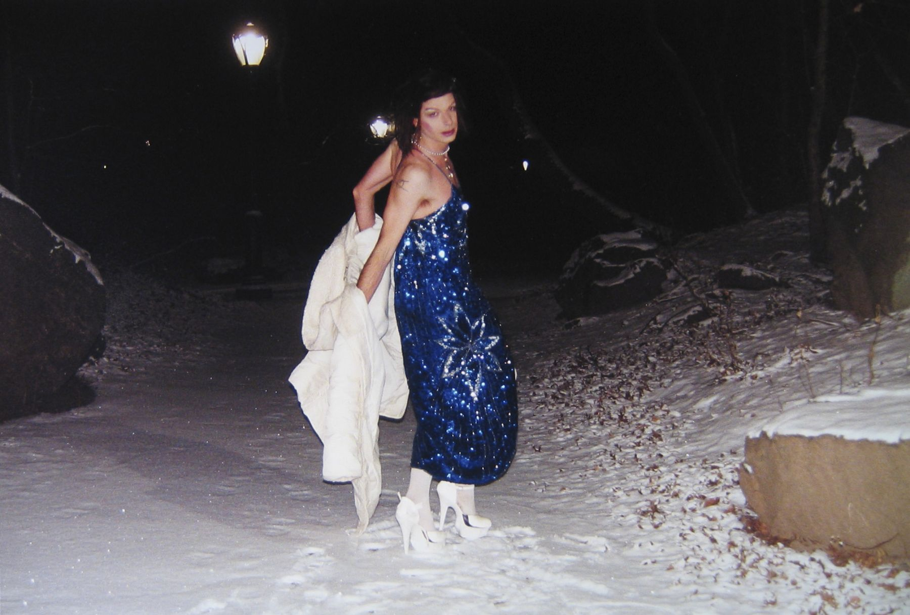 JOE OVELMAN Untitled 15 (from Snow Queen) 2002, c-print, 16 x 23 inches