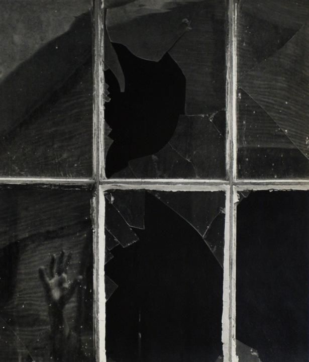 Aaron Siskind Gloucester, 1944 Gelatin silver print 8 x 10 inches