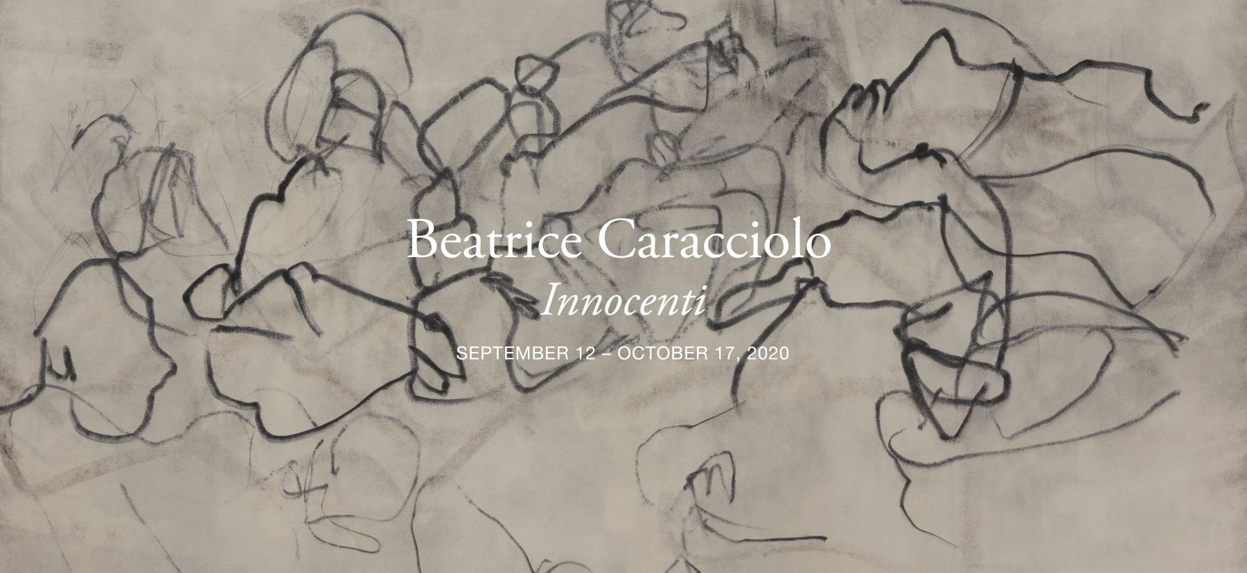 Beatrice Caracciolo: Innocenti, Paula Cooper Gallery, New York, NY, September 12 - October 17, 2020