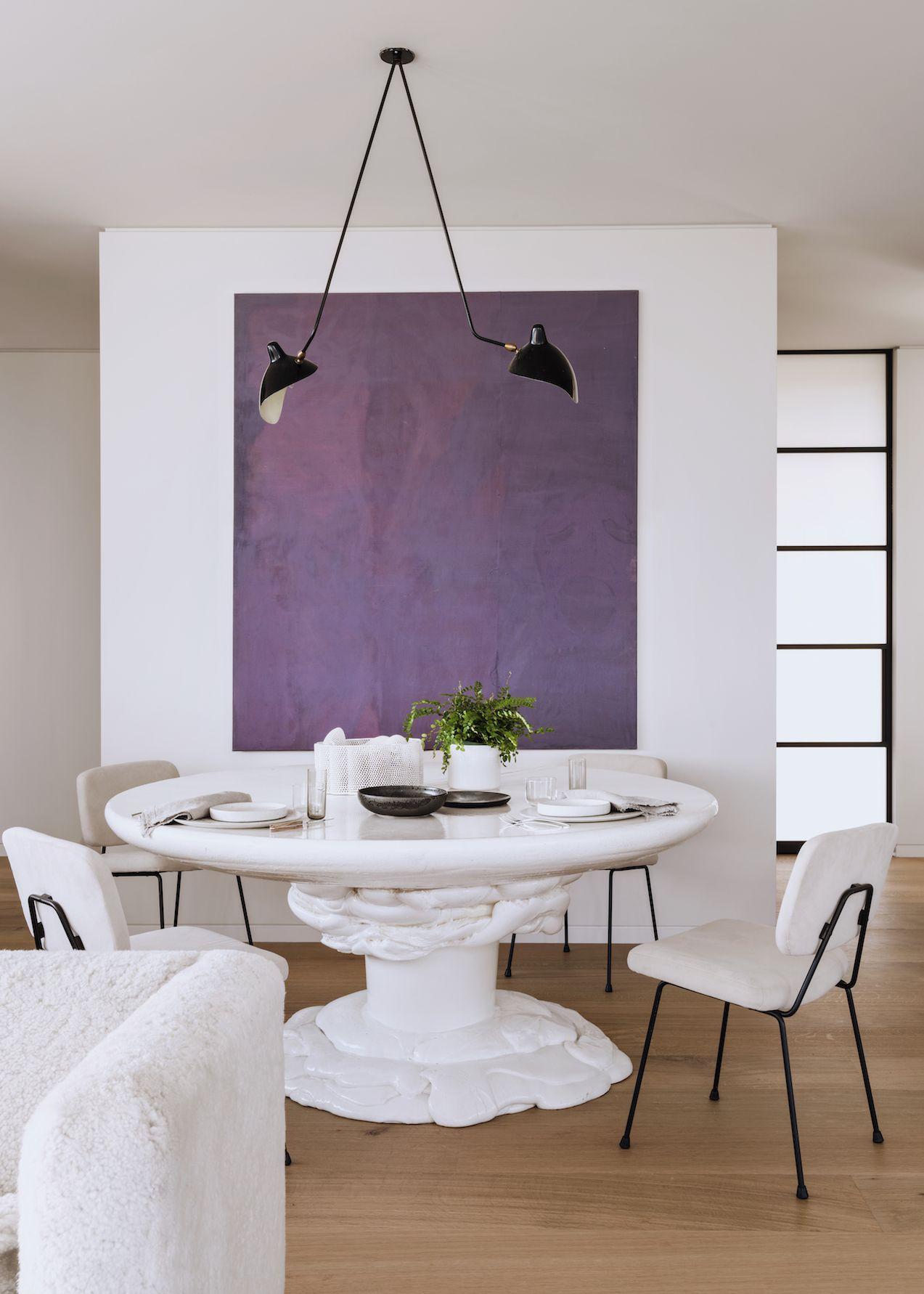 Breakfast Room table