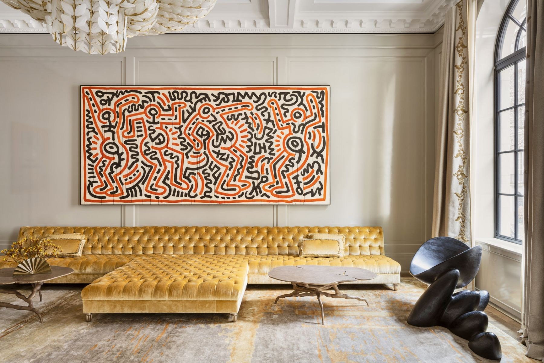Living Room Haring - 18