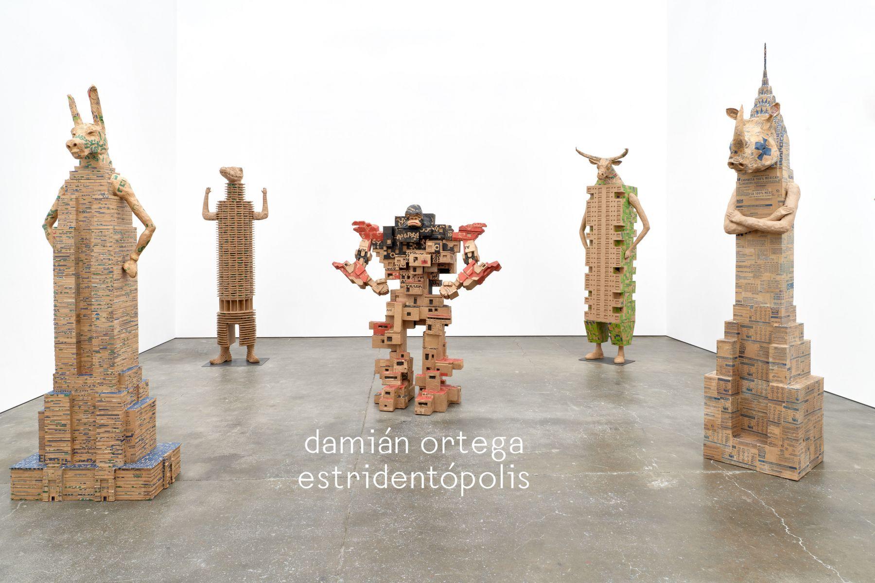 Damián Ortega: Estridentópolis (NEW)