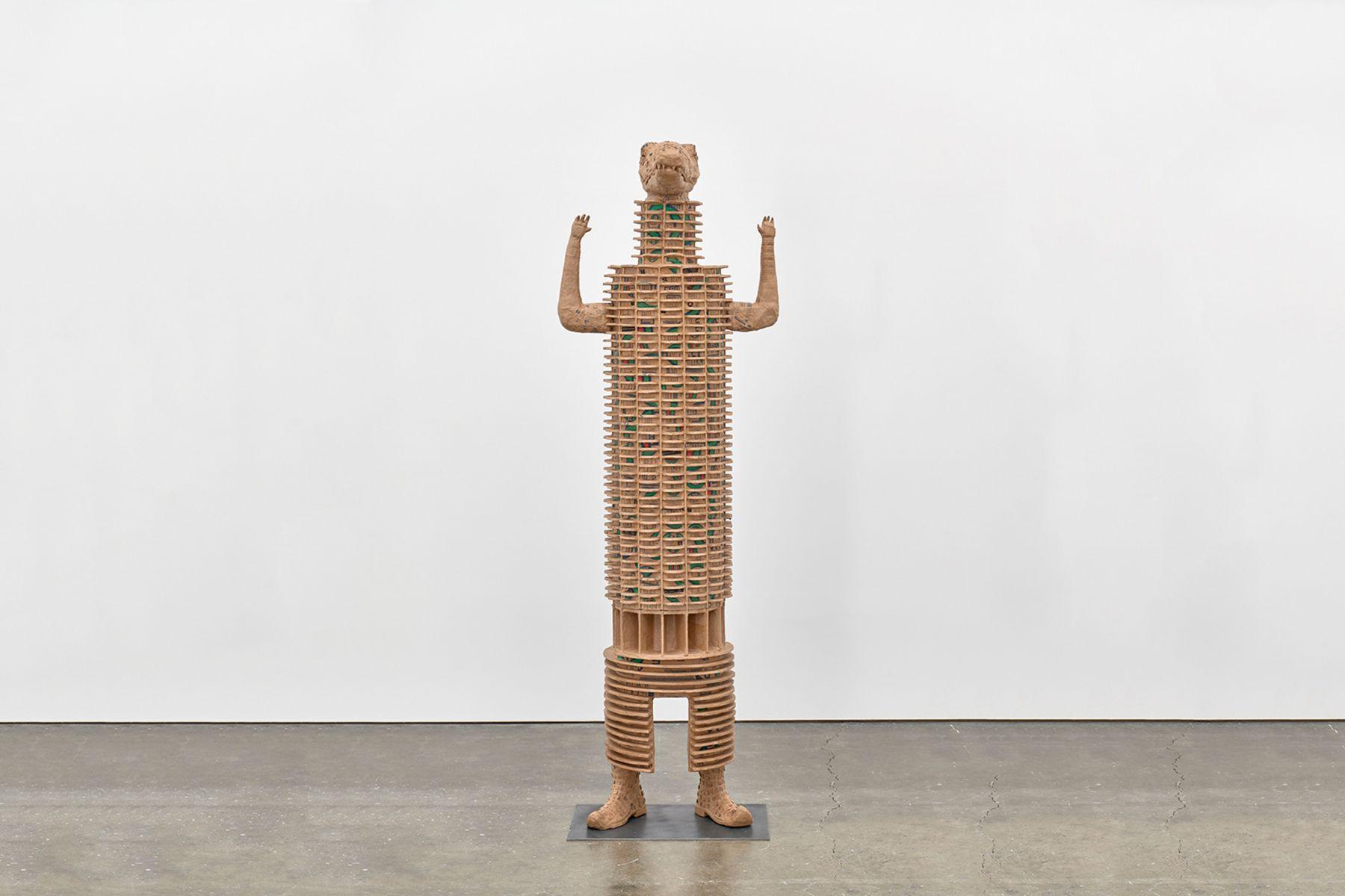 Alligator - Chicago tower