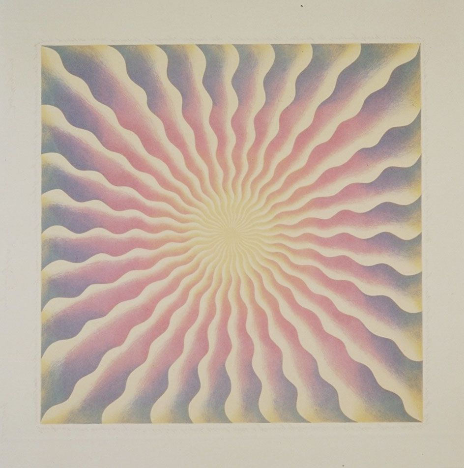 Judy Chicago, Mary, Queen of Scots, 1973