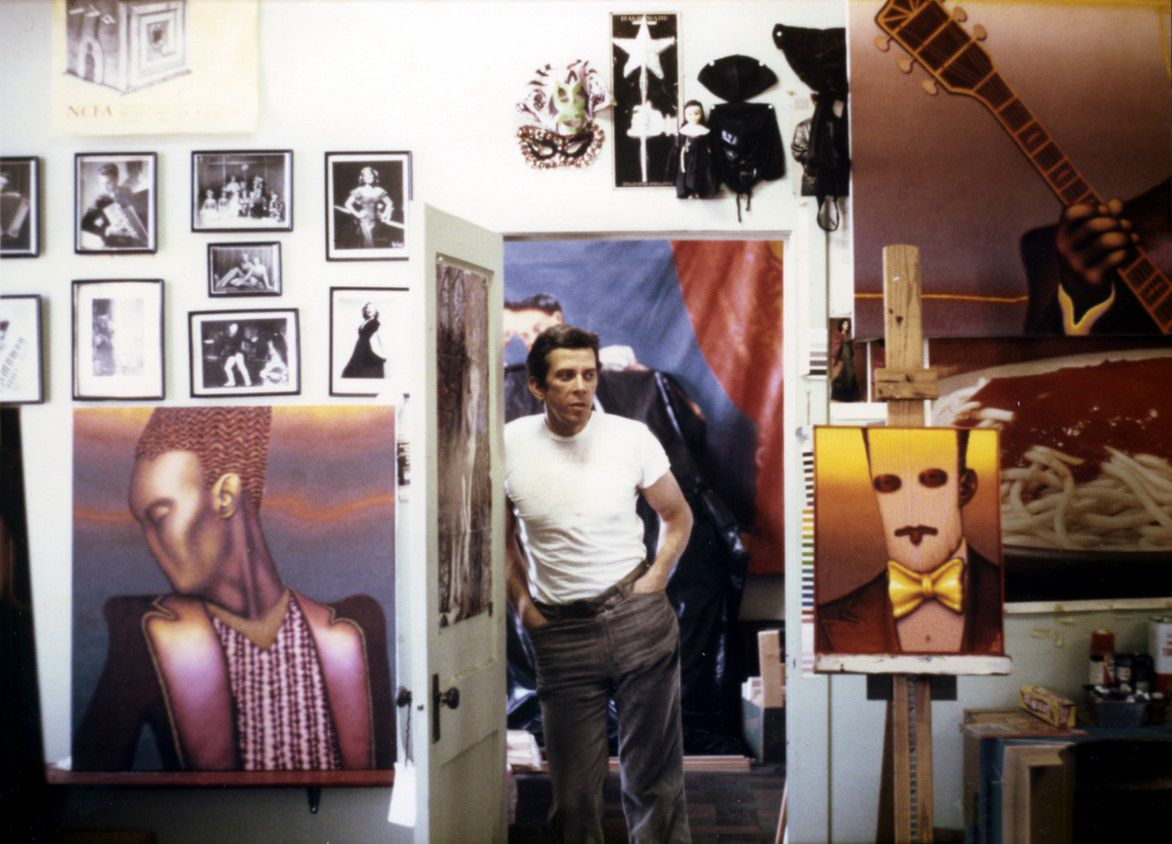 Paschke in Studio