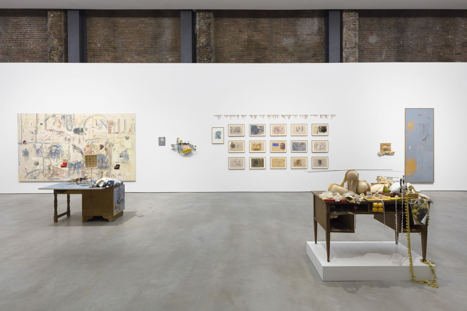 Installation Image: Second Floor