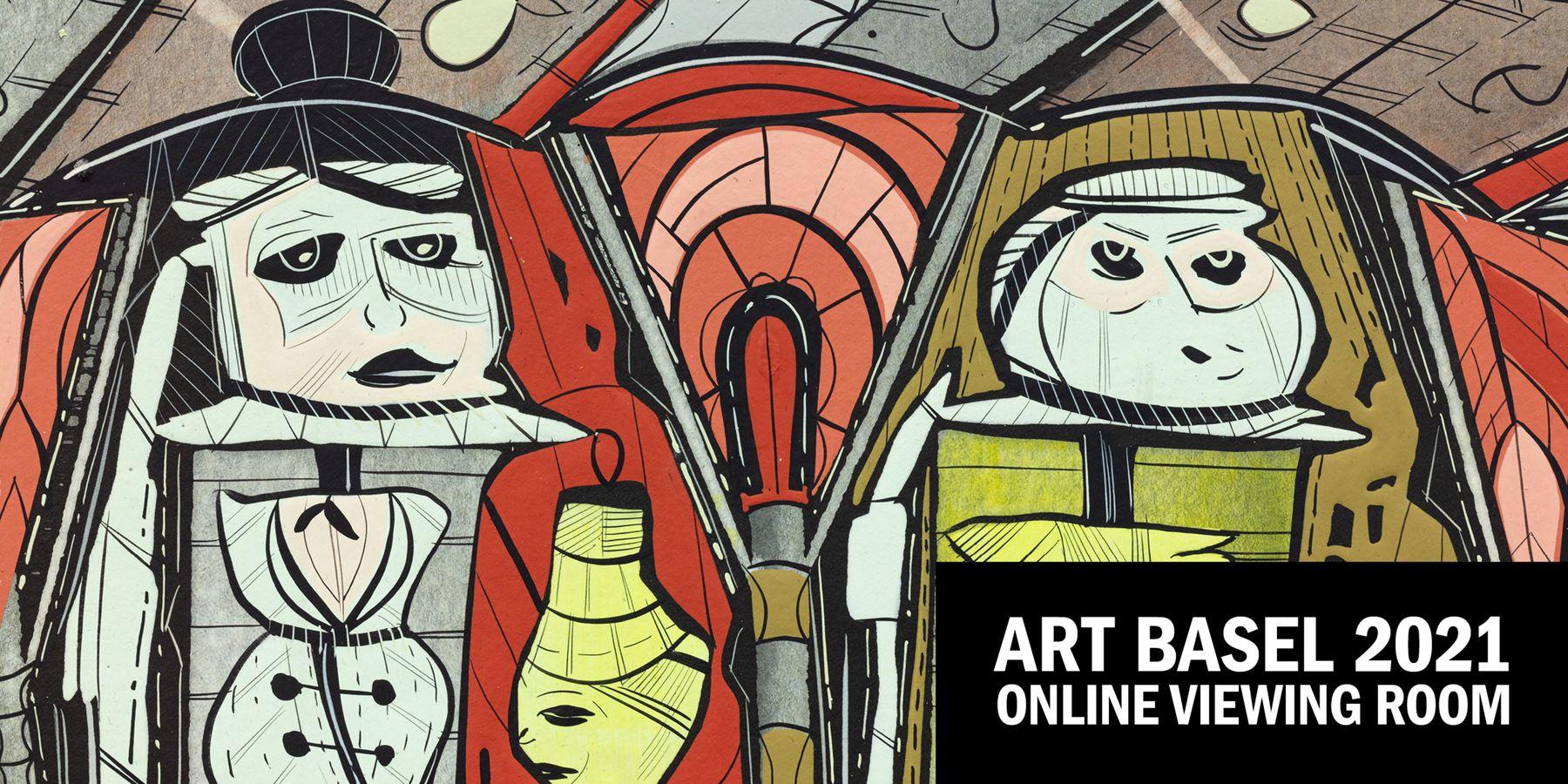 Art Basel 2021 Online Viewing Room
