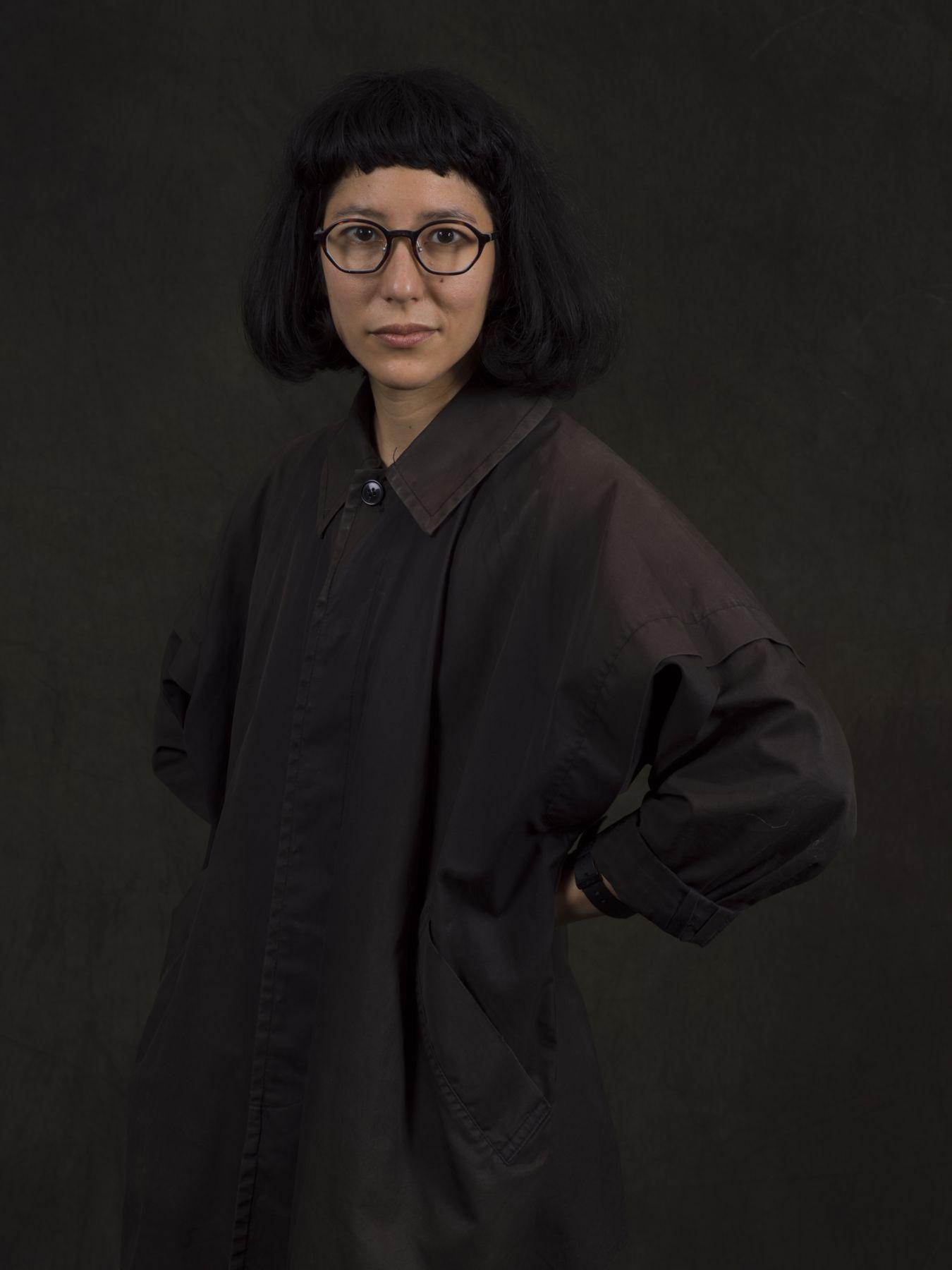 Meghan, artist