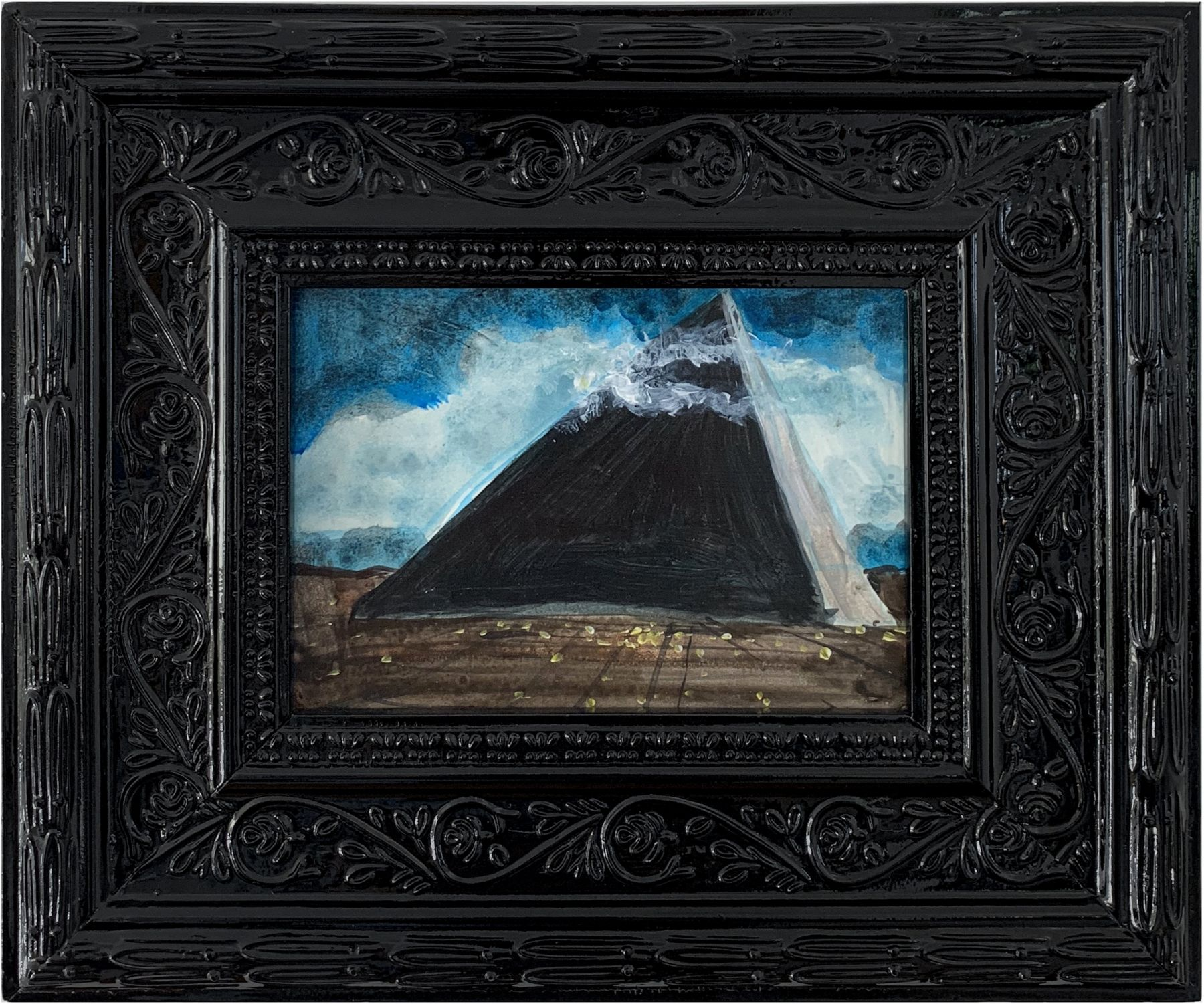 Is there any symbol more potent than the pyramid?
