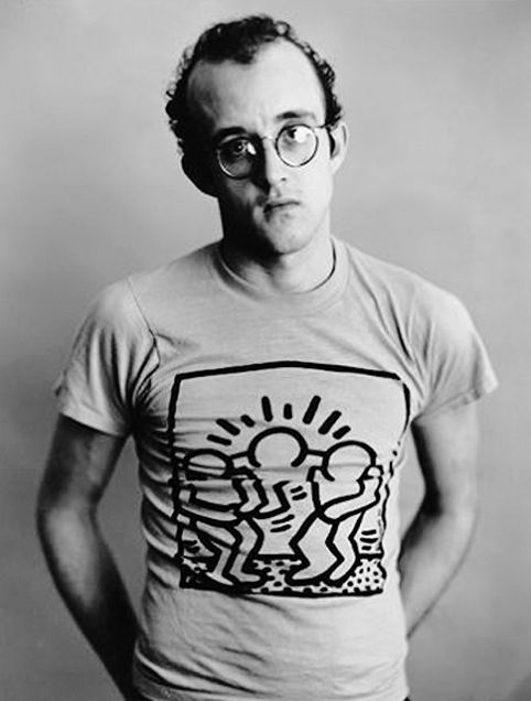 Image of Keith Haring