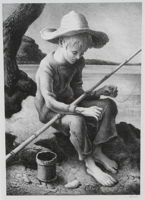 The Little Fisherman, d. 1967