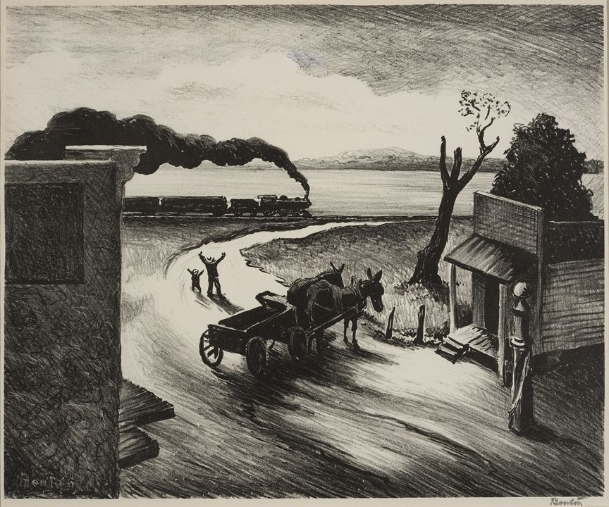 Edge of Town, d. 1938