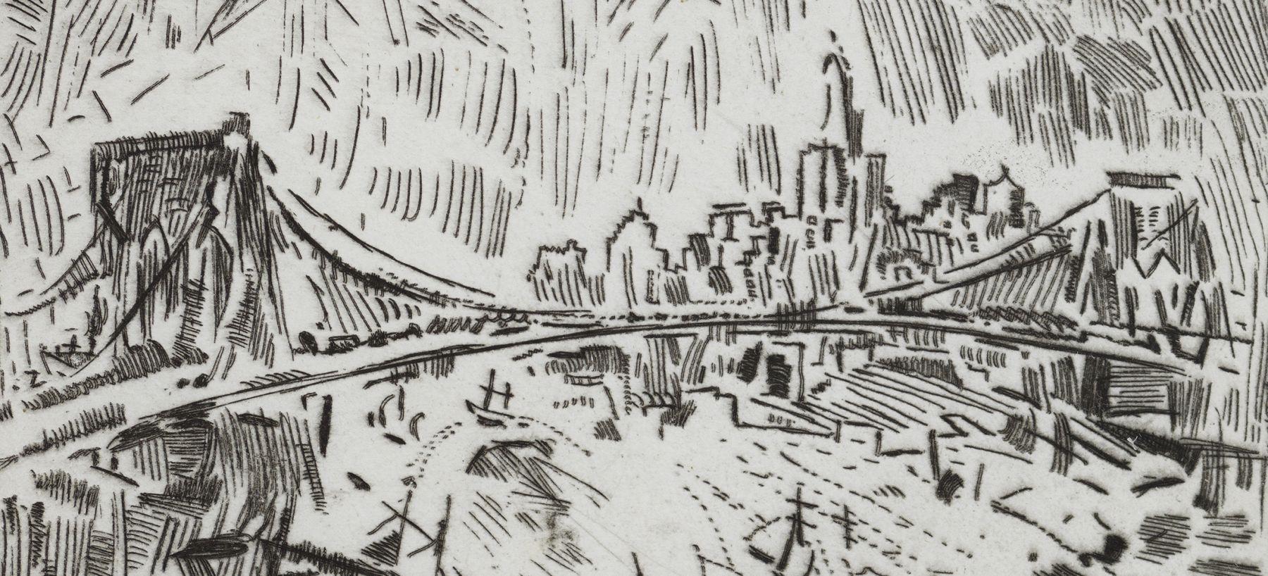 Marin Brooklyn Bridge