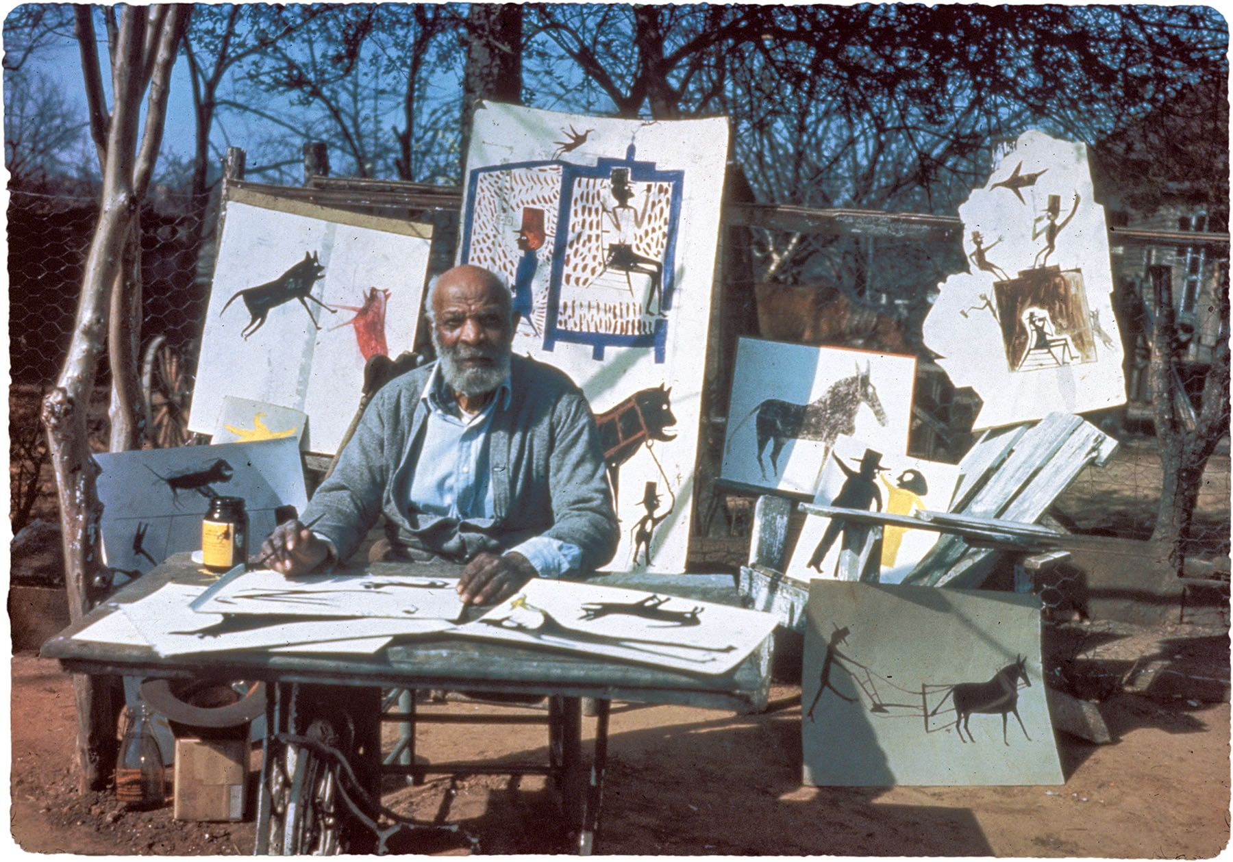Image of Bill Traylor