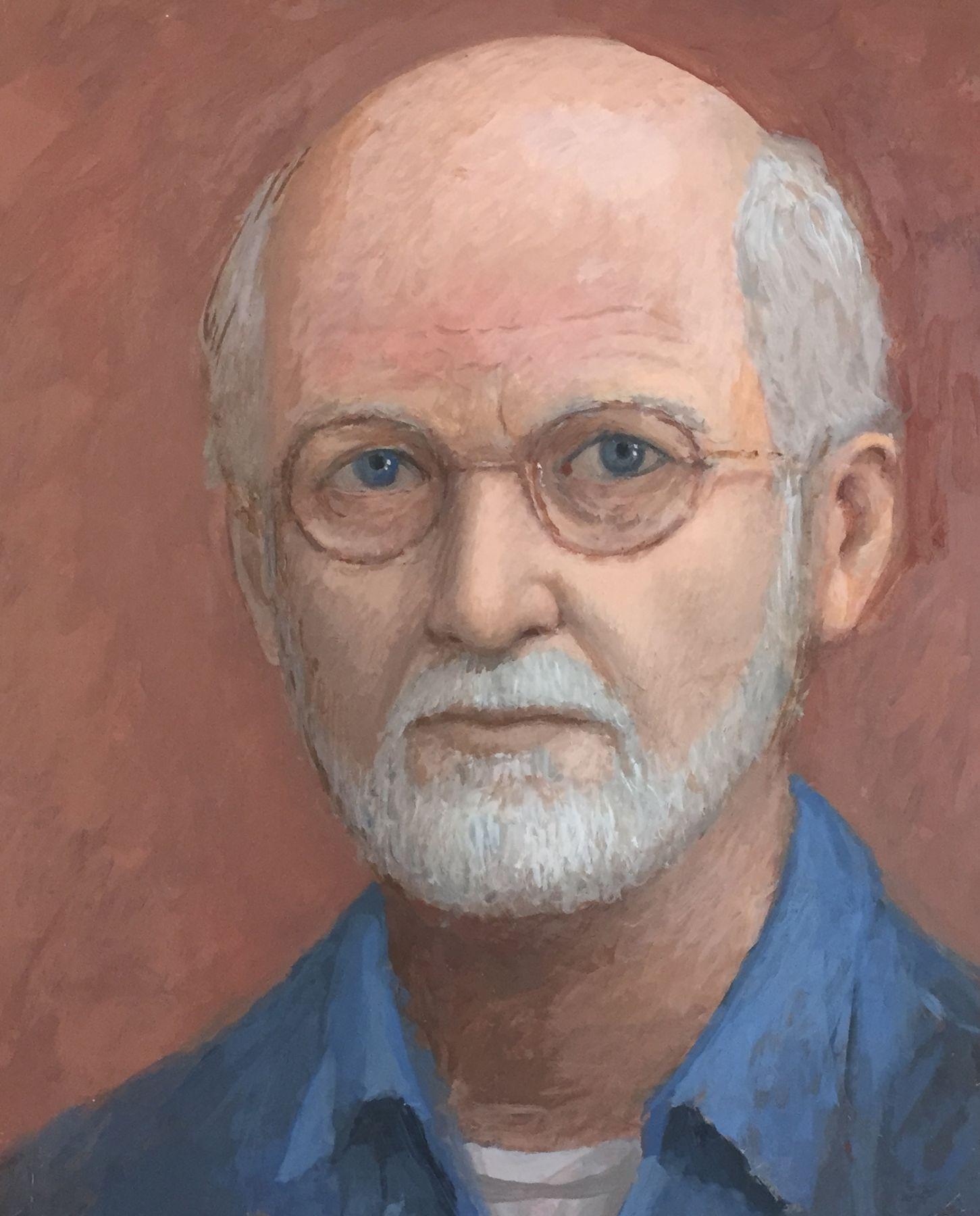 Portrait of Bill Bailey