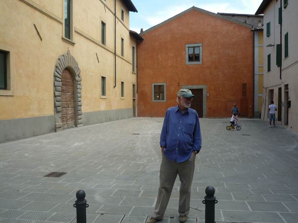 Image of Bill in Italy