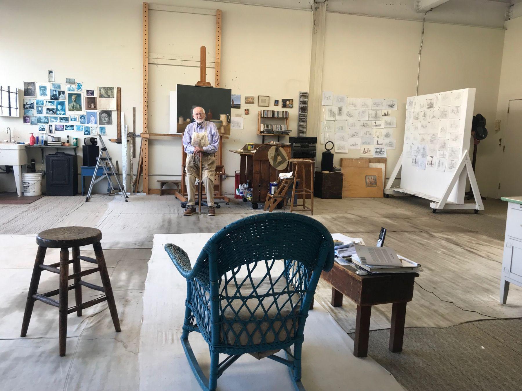Image of Bill's Studio 2