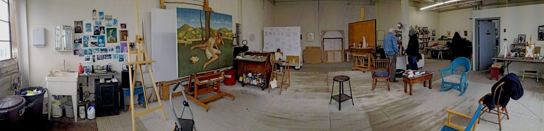 Image of Bill's Studio