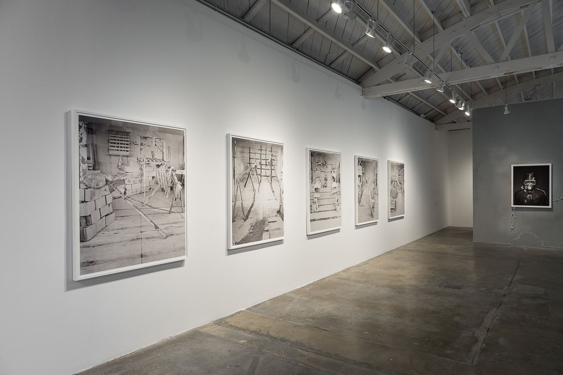 General Song installation view at Klowden Mann Gallery, Los Angeles