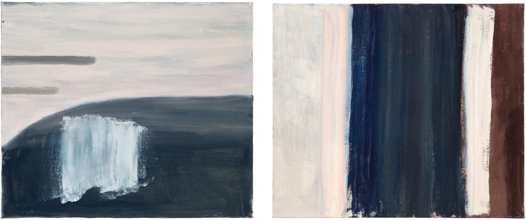 2 paintings horizontal