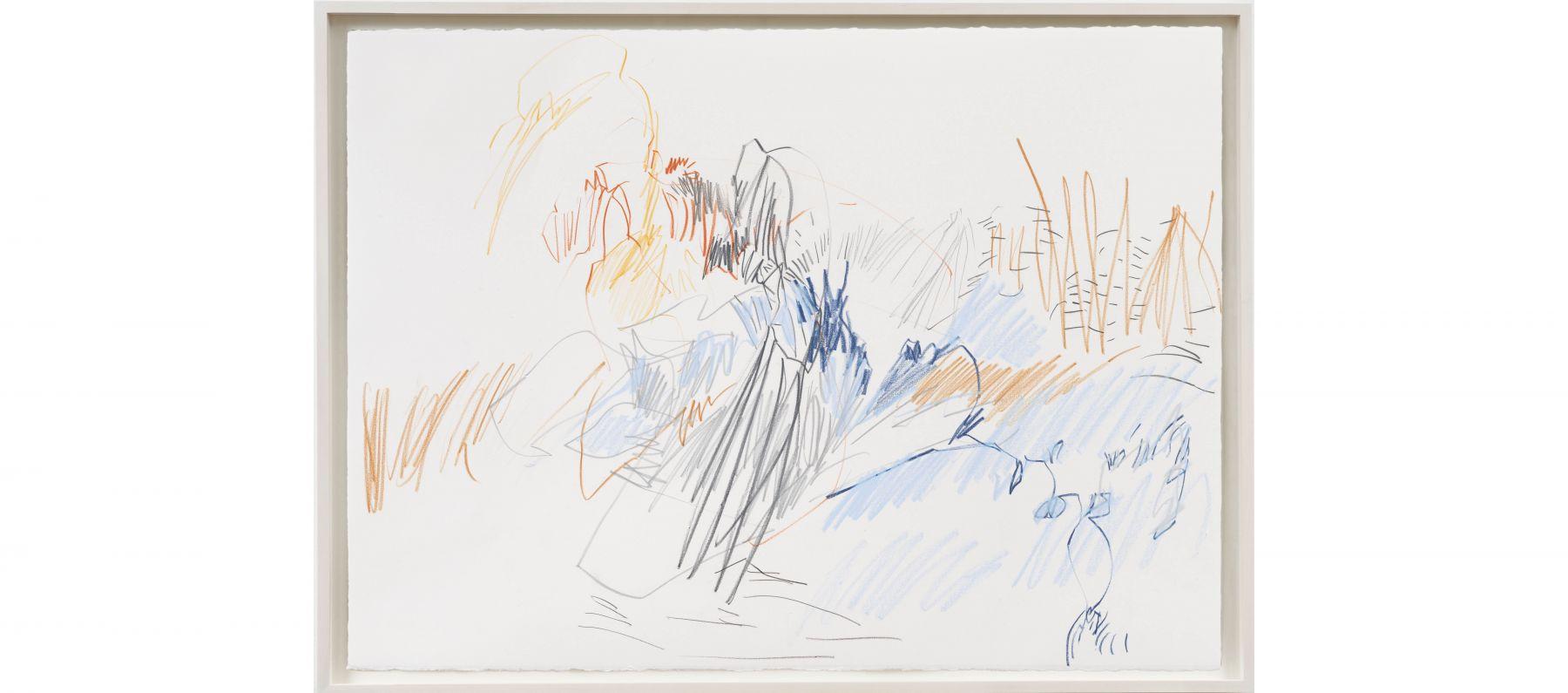 Hudson River Sketch #19