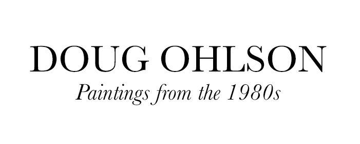 Doug Ohlson