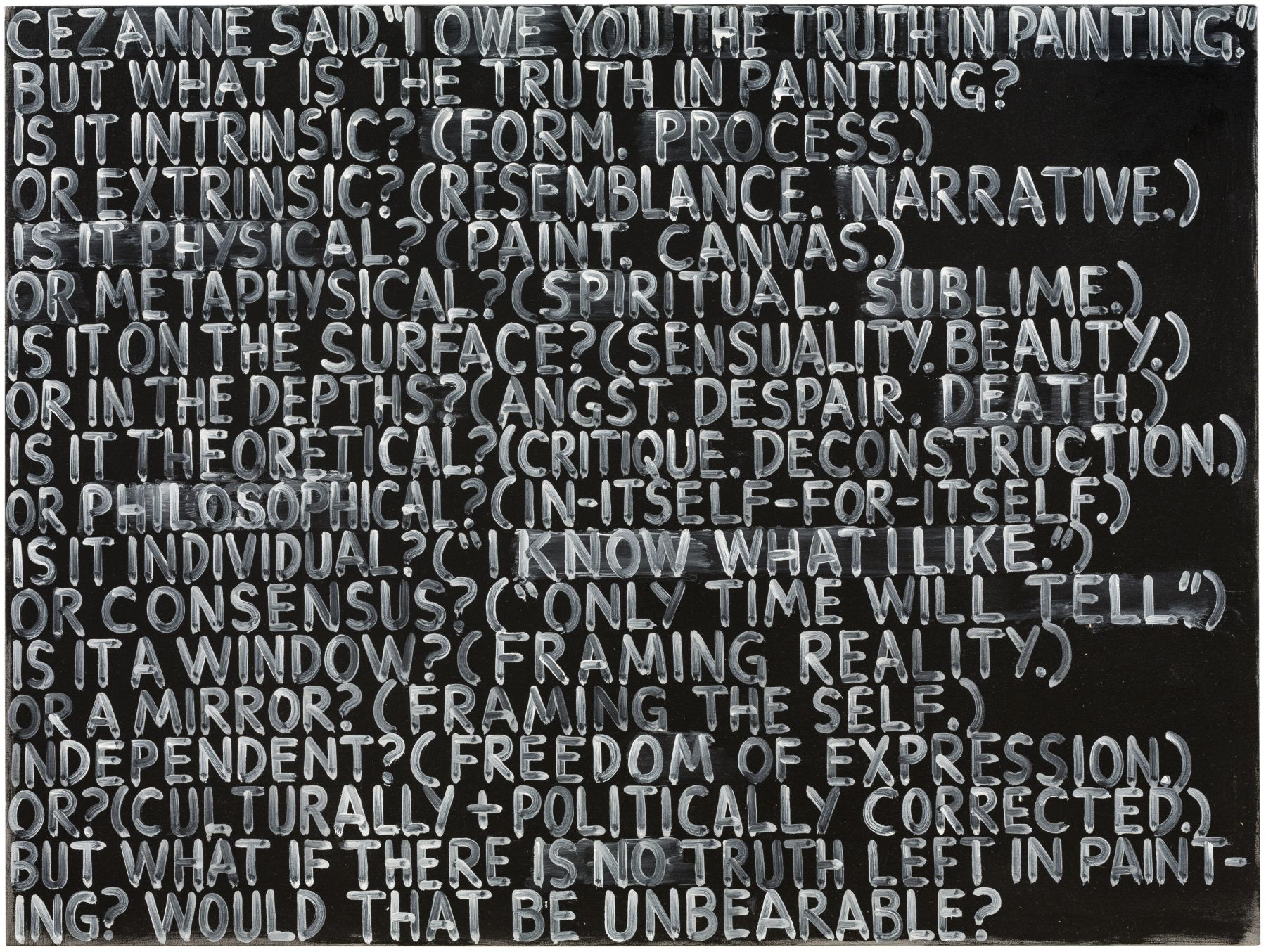 Cezanne Said-with caption