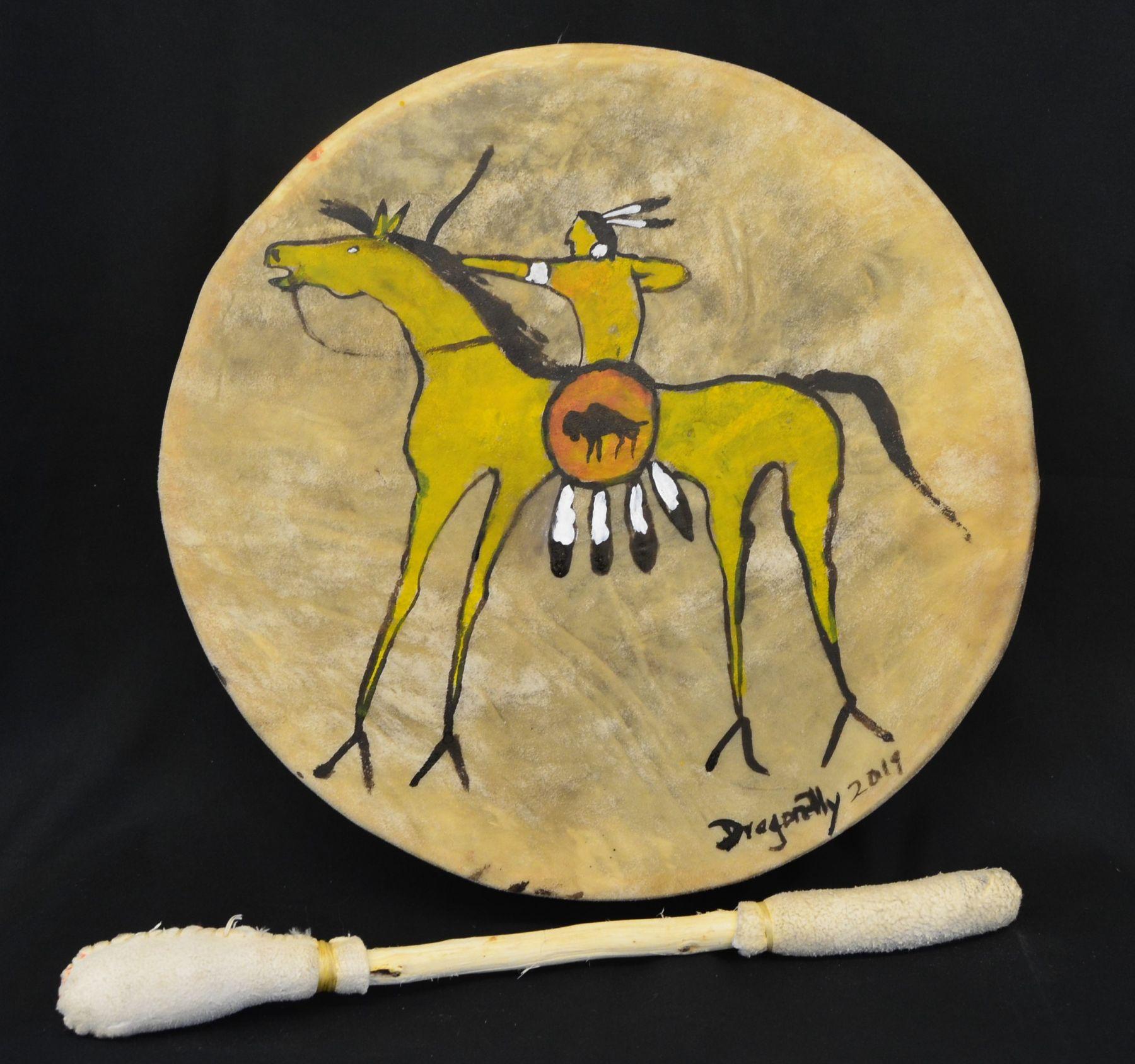 Estuki-Mahtsis drum