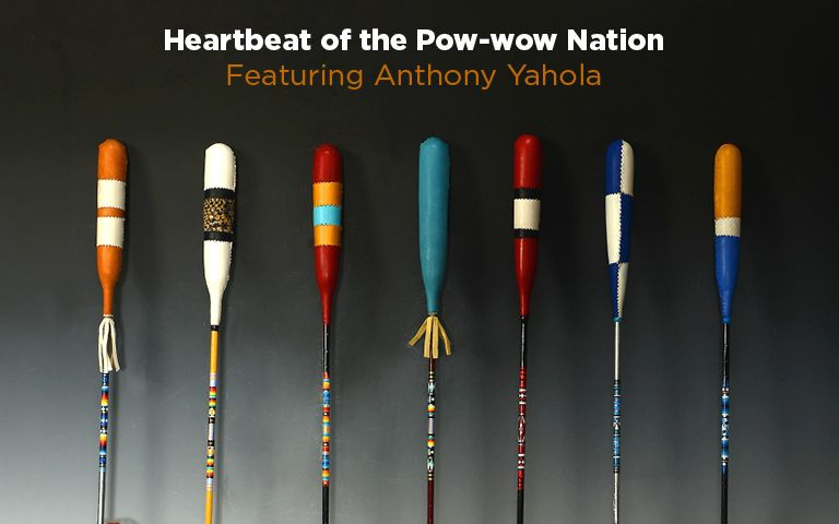 Heartbeat of the Pow-wow Nation