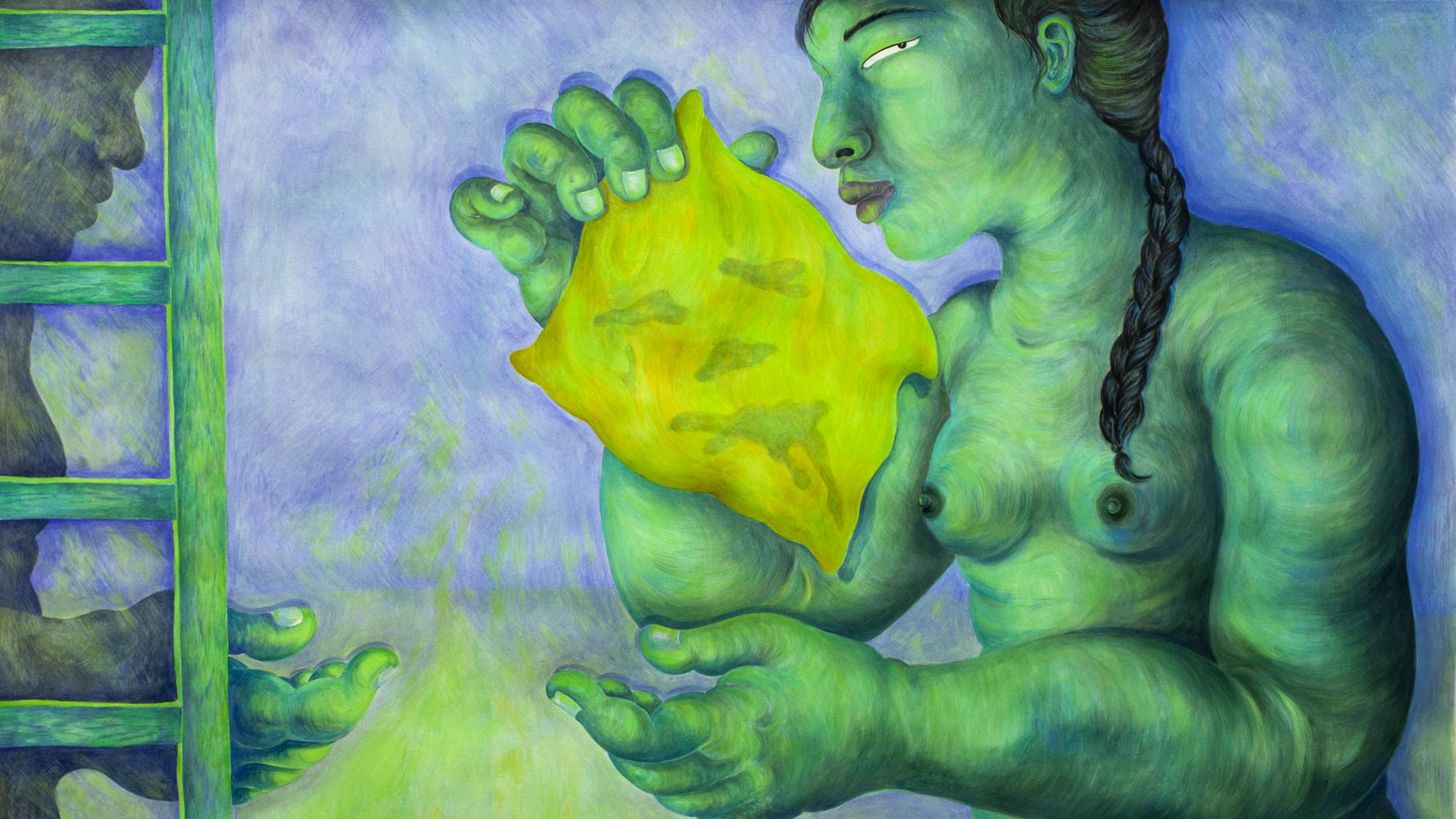 Lily Wong + Ian Faden: Lunations