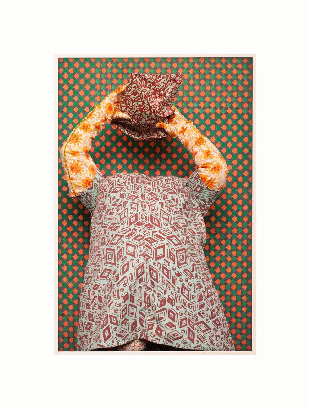 Improvisation 2: Green Dress 2, Michelle Forsyth, 2020