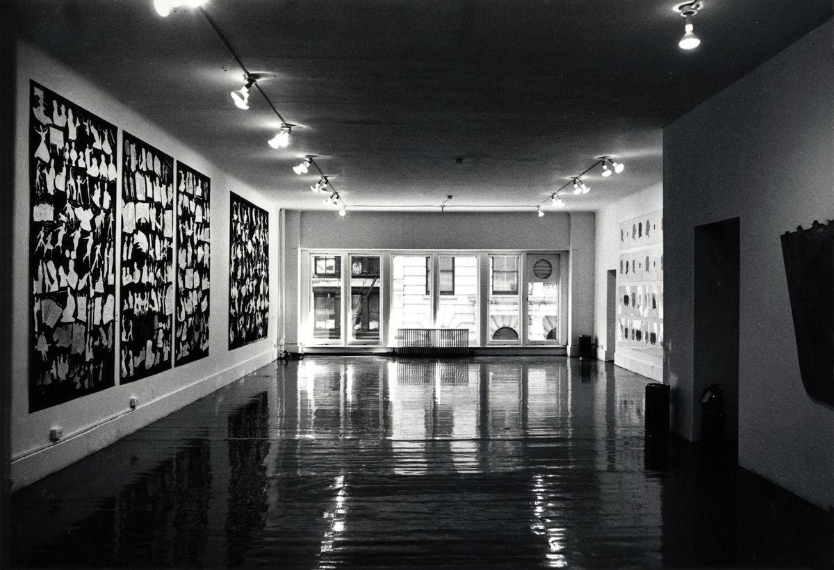 Art Space New York 1977