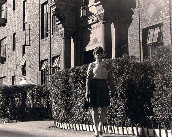 Cindy Sherman UNTITLED FILM STILL #18, 1978 Gelatin silver print 8 x 10 in. 20.32 x 25.4 cm