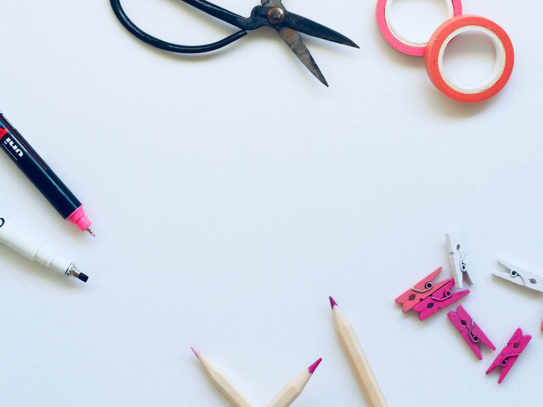 Image of craft materials