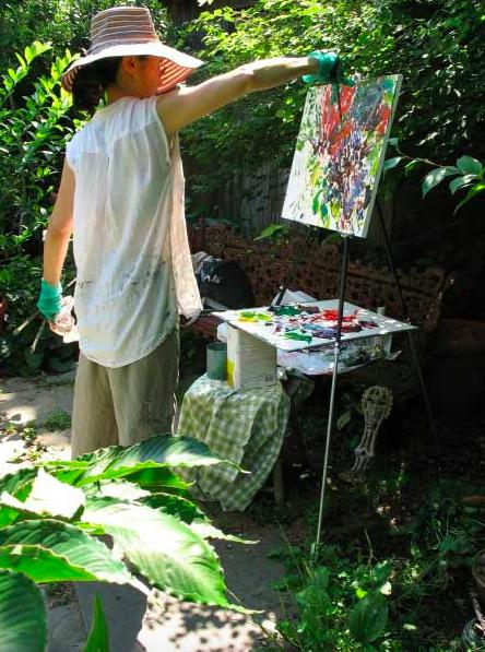 Ying Li (Courtesy Painting Perceptions)