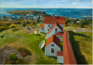 Lighthouse Day, 2010, Private Collection