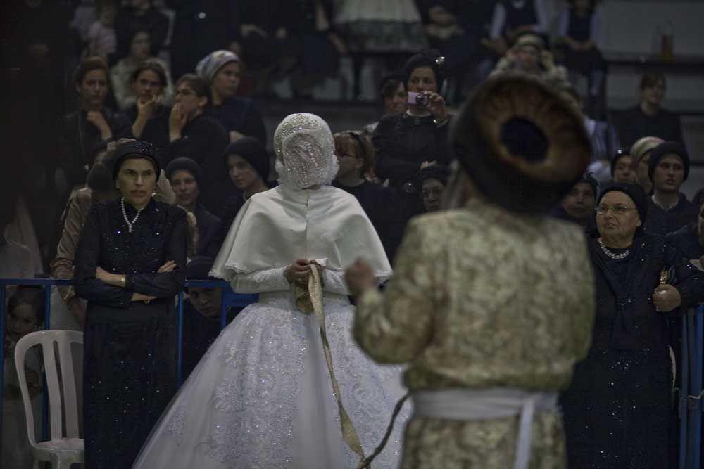 Wedding III, Toldot Avraham Yitzchak Hasidim, Bnei Brak, 2012