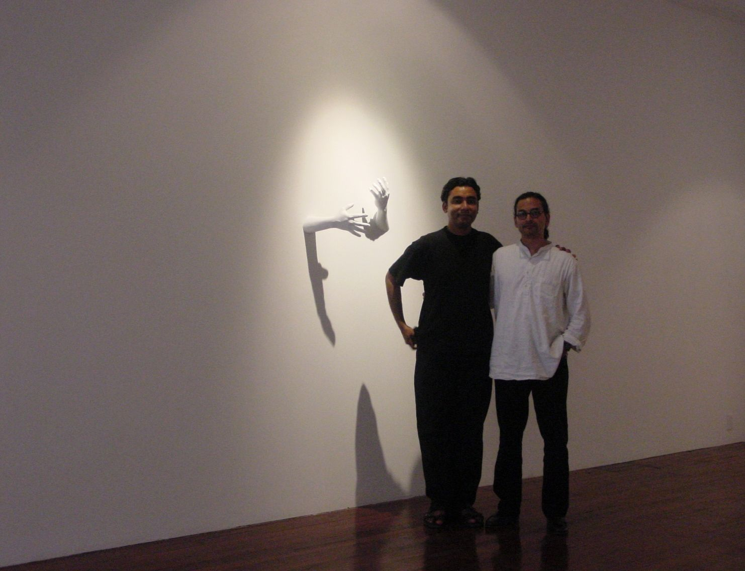 Press Release Part II with Install View of Delhi Show